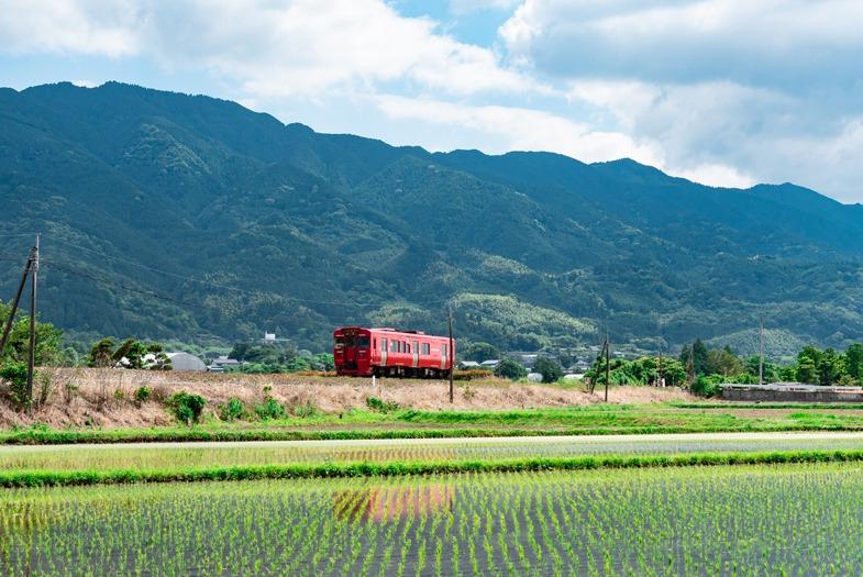 耳納連山 | 久留米の観光スポット | 久留米公式観光サイト ほとめきの街